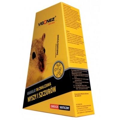 Granulat do zwalczania myszy i szczurów 150g