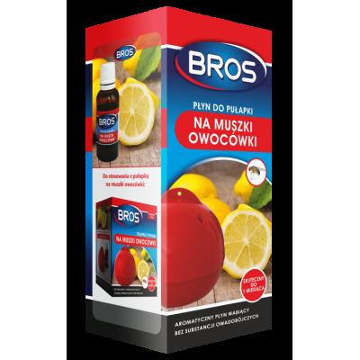Płyn do pułapki na muszki owocówki 30 ml