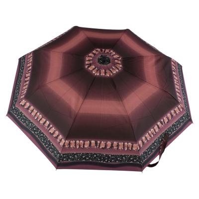 Parasol damski z plastikową rączką otwierany manualnie średnica 87 cm