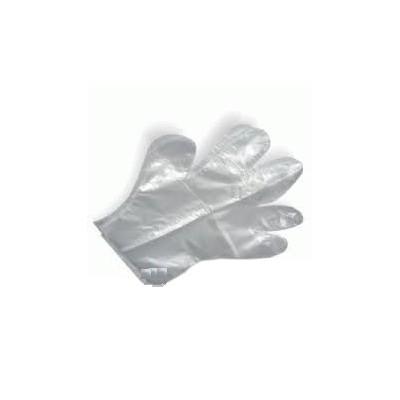 Rękawice z folii HDPE. 1 opakowanie - 100 szt.