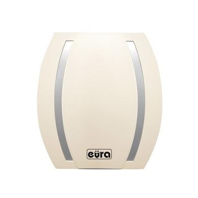 Gong drzwiowy dwutonowy ''EURA'' DB-50G7 ~230V AC kremowy