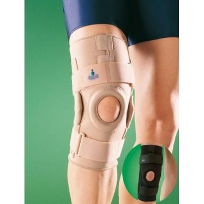 Stabilizator kolana z zawiasami