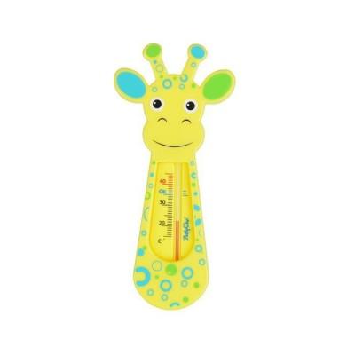 Termometr kąpielowy plastikowy żyrafa mix.70/160mm