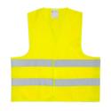 Kamizelka odblaskowa dla dorosłych - żółta M