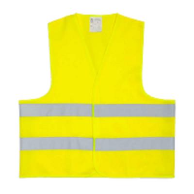 Kamizelka odblaskowa dla dorosłych - żółta XL