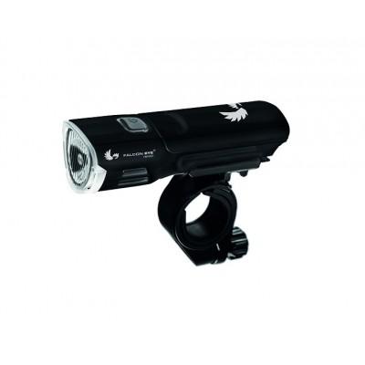 Bateryjna lampa rowerowa LED przednia, 100 lm - Falcon Eye